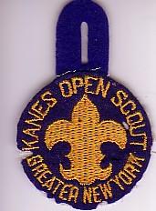 Kanes Open Felt