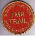 Ten Mile River Trail Patch