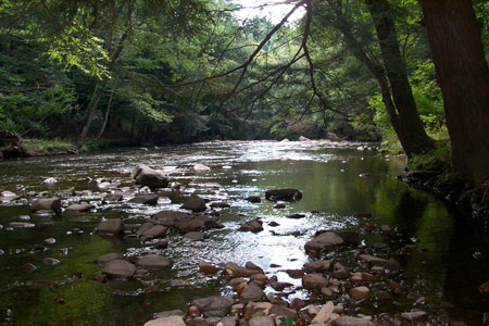 Ten Mile River (Seekonk River tributary)