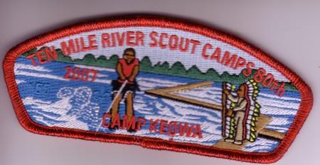 Ten Mile River 80th Anniversary - Camp Keowa CSP