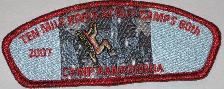 TMR 80th Annivesary Camp Ranachqua CSP