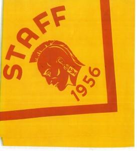 Ihpetonga Staff 1956