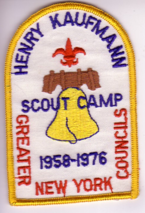 1976 Henry Kauffman Pocket Patch