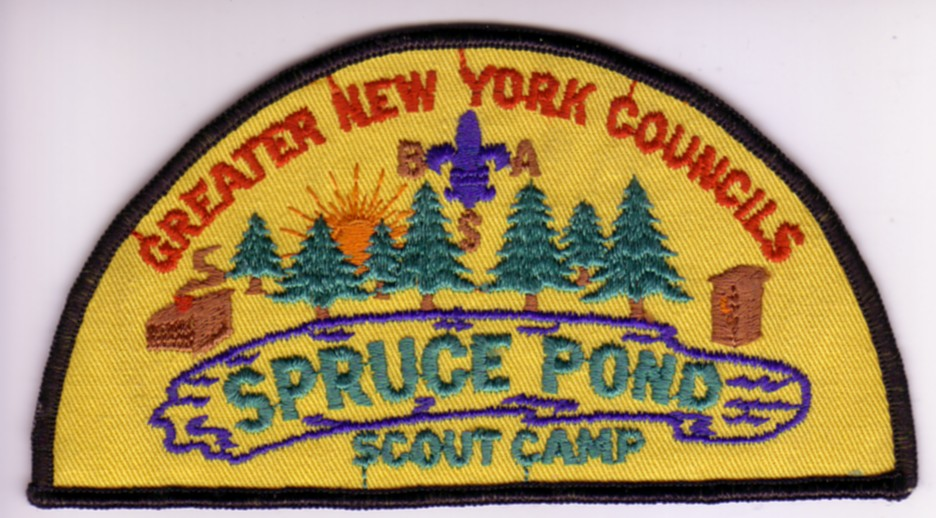 Spruce Pond Circa 1970