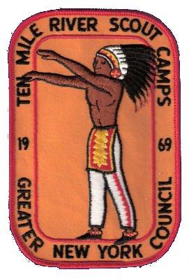 1969 TMR Jacket Patch