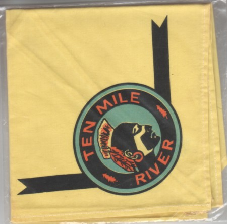Ten Mile River Landers Neckerchief
