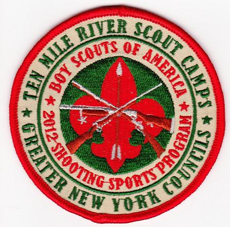 TMR 2012 Shooting Sports Program