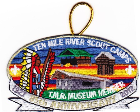 2012 Ten Mile River Museum Member