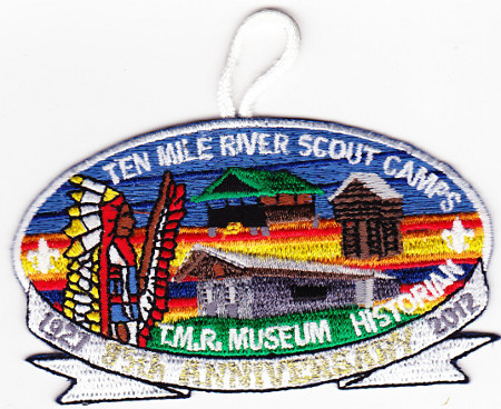 Ten Mile River Museum Historian 2012