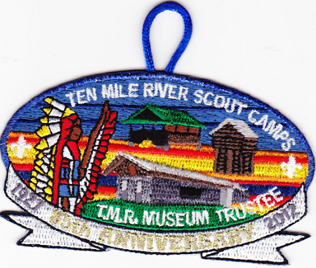 2012 Ten Mile River Scout Camp Museum Trustee