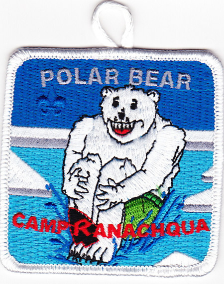 Camp Ranachqua Polar Bear - undated