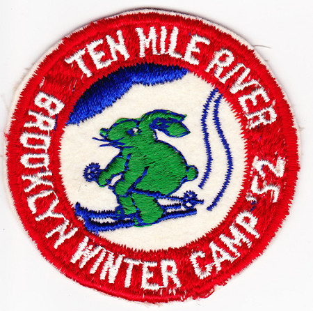 1952 TMR Brooklyn Winter Camp