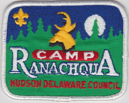 Undated Camp Ranachqua Patch #1