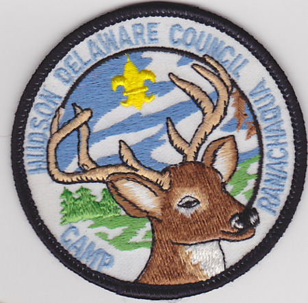 Undated Camp Ranachqua Patch #2
