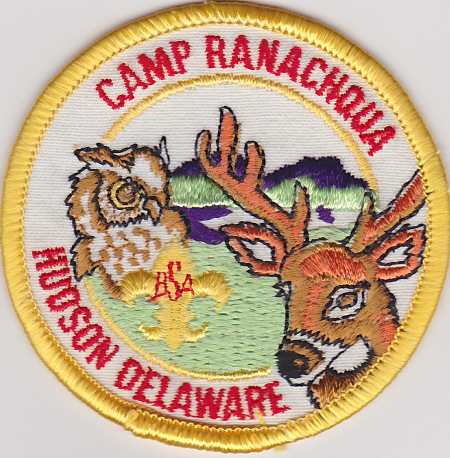 Undated Camp Ranachqua Patch #4