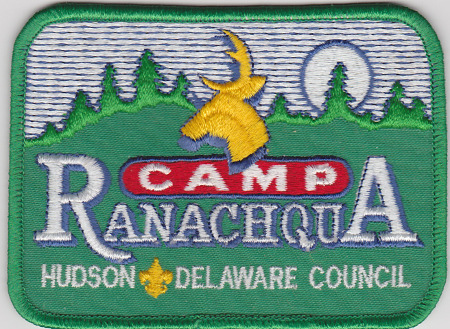Undated Camp Ranachqua Patch #5