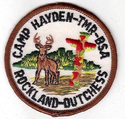 Camp Hayden Rockland-Dutchess Wht Round