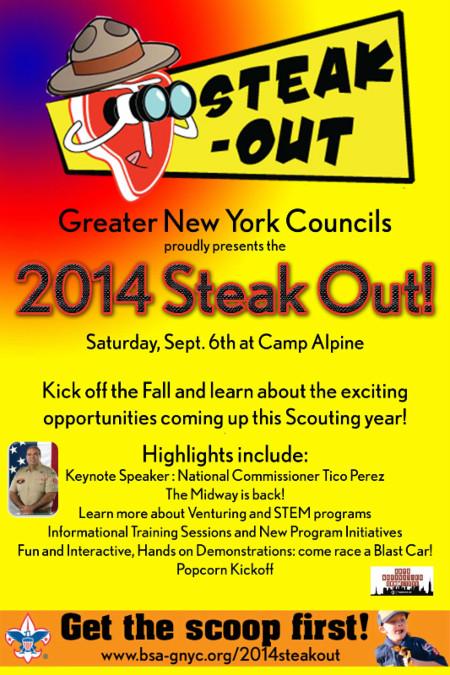 steakout 2014