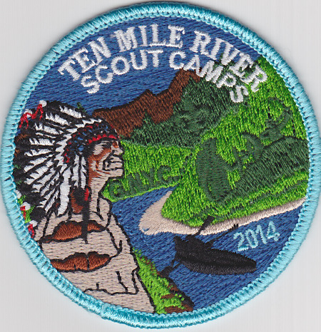 Ten Mile River Scout Camps 2014 Round