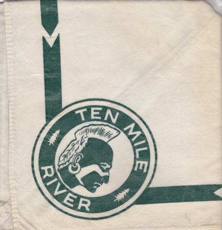 Ten Mile River DGR Neckerchief