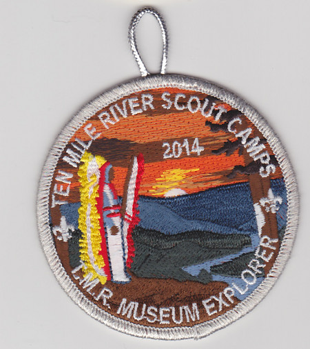 2014 Ten Mile River Museum Explorer