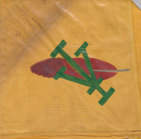 Camp Iphetonga 1949 Staff Neckerchief