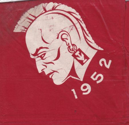Camp Iphetonga 1952 Staff Neckerchief