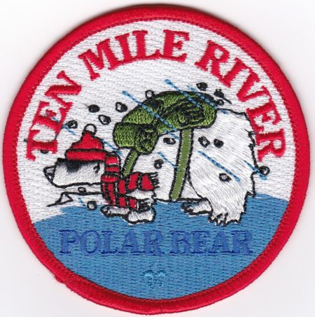 Ten Mile River 2017 Polar Bear Patch