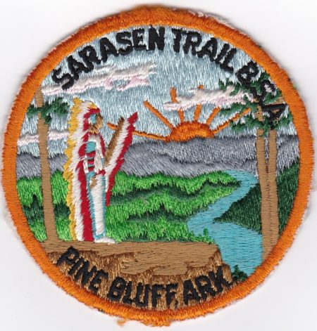 Sarasen Trail BSA