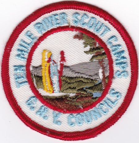 Ten Mile River 1974 Pocket Patch