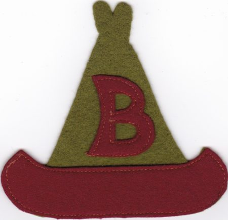 Camp Brooklyn - The Teepee and Canoe Second Degree