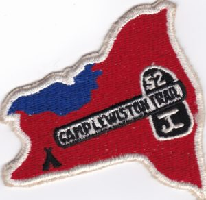 Camp Lewiston Trail Pocket Patch 1952