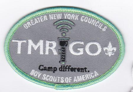 TMR GO 2020 Pocket Patch